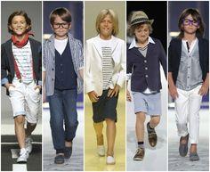 Tendencias 2012: El 'blazer' para niños es la prenda estrella de la temporada####