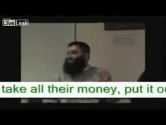 Islam, it's a license to steal and to act like an asshole. The video uploaded in www.liveleak.com other videos, here. News,news letter,news 2013,news 2014,ne...