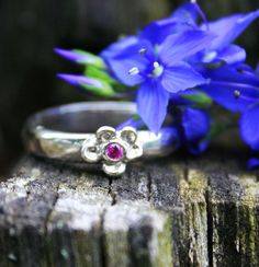 Forget Me Not Miscarriage Ring