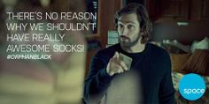"""Awesome socks"""