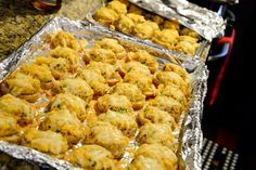 One of my favorite hors d'oeuvres to make - Crab Melts!!