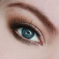 Browns are always good on my skintone, probably want more lashes and less shadow under the lower lashline