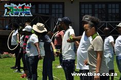 Mcathama Project and Consulting Tribal Survivor and Murder Mystery team building Muldersdrift