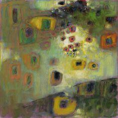 "36-11 | pastel on paper | 14 x 14"" | 2011"