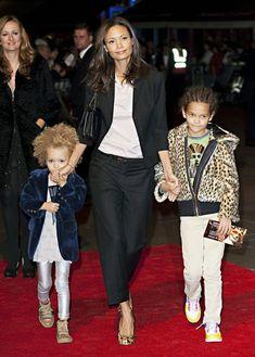 Thandie, Nico & Riley