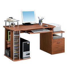 Techni Mobili Deluxe Computer Desk - Kohl's