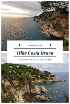 Do Lloret de Mar to Tossa de Mar hike along the Costa Brava to see the breathtaking views of high cliffs that clash with the blue sea.