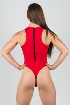 Sofia Thong Professional Sport Swimsuit / Leotard