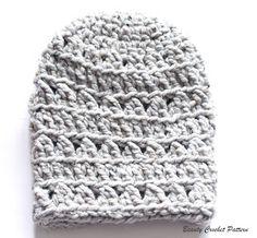 Beauty Crochet Pattern: Crochet Chunky Slouchy Hat Free Pattern