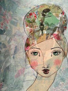 Jane Davenport -   stencils-Natalie-Hennekam
