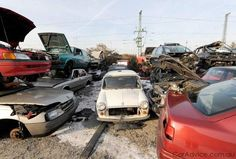 Get best Scrap car prices for damaged car