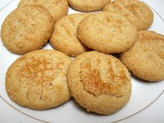 Moroccan Ghoriba Cookie Recipes - List of Ghoriba Recipes: Cinnamon Ghoribas