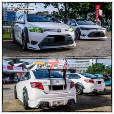 Fly baby! Toyota Vios Modified, Fly Baby, Lux Cars, Trd, Future Car, Limo, Motorcycle Helmets, Toyota Corolla, Custom Cars