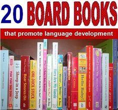 board books that pro