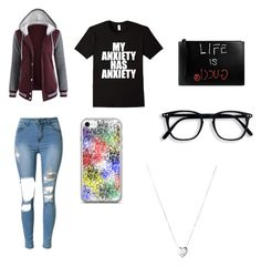 """""""Untitled #232"""" by lizzie1016 ❤ liked on Polyvore featuring Gucci and Links of London"""