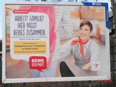 800. - Plakat in Stockach. / 07.03.2016./