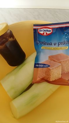 Cuketový koláč Dairy, Cheese, Food, Basket, Meal, Eten, Hoods, Meals