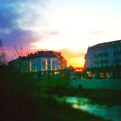 #arlanzon #sunset #atardecer #burgos - @chele00 | Webstagram