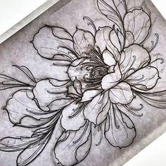 japanese tattoos for men Flor Tattoo, 1 Tattoo, Cover Tattoo, Tattoo Drawings, Japanese Tattoo Designs, Japanese Sleeve Tattoos, Tattoo Flores Japonesas, Japanese Flowers, Japanese Art