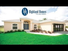 Remington II home plan by Highland Homes - Davenport, FL New Homes for Sale - http://jacksonvilleflrealestate.co/jax/remington-ii-home-plan-by-highland-homes-davenport-fl-new-homes-for-sale/