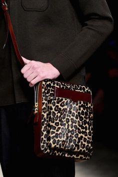 Burberry Prorsum men s handbag fall winter 2013 Milan Fashion Week Handbags  For Men b86aaa23692e9