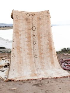Waiting For The Sun is an incredible vintage Boujaad rug, featuring a soft neutral palette and beautifully muted Berber motifs. With it's off-white, sand and coco hues, this one of a kind vintage treasure will add a gorgeous layer of texture and soul to any h Wild Love, The Atlas, Neutral Palette, Vintage Rugs, Hand Weaving, Im Not Perfect, Moroccan Rugs, Atlas Mountains, Terracotta