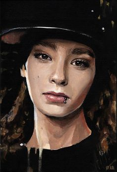 Tom Kaulitz by allegator on DeviantArt