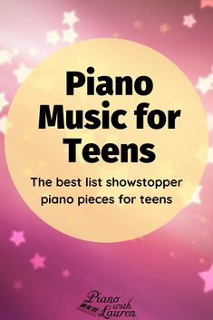This is a list of showstopper pieces for teen piano students. Teen piano students need pieces that give quick results. They need pieces that look way harder than they actually are! Piano Lessons, Music Lessons, Art Lessons, Music Education Games, Special Education, Art Education, Piano Teaching, Teaching Art, Teaching Resources