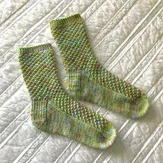 Knitting Patterns Socks Wildflower Socks by Black Crow Knits - free Crochet Socks, Knitted Slippers, Knit Or Crochet, Knitting Socks, Free Knitting, Baby Knitting, Knitting Patterns, Crochet Pattern, Knitted Socks Free Pattern