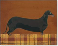 Good Dog III by artist Warren Kimble
