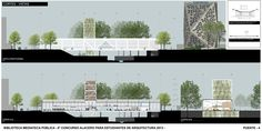"""Resultado do """"VI Concurso Alacero 2013"""" de projeto em aço para estudantes de arquitetura"""
