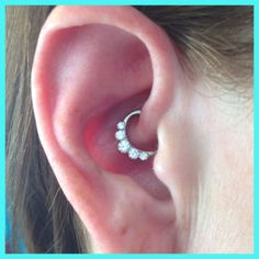 piercings for migraine relief - Google Search