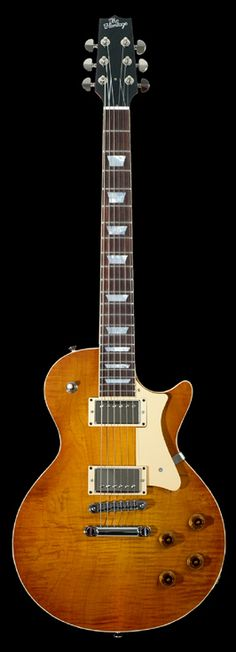 Heritage Guitars - Made in Michigan at the old Gibson factory... very faithful…