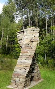 """DSWAC """"Dry Stone Wall Association of Canada"""" - Upper Canada Scottish Highlands DryStone Blend Helix #drystone, #wallers, #helix"""