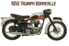 1959 Triumph Bonneville