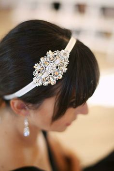 Gorgeous accessories thanks to Haute Bride!