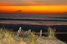Kitty Hawk North Carolina Sunrise
