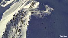 Vue du ciel, Alpes du sud. www.flytem.fr