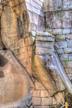 Amazing stone masons. Machu Picchu. by Paul Coffin, via Flickr