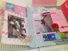 Inspírate: Flourish de Authentique Paper I Flourish, Blog, Scrap, Paper, Projects, Art, Mini Albums, Log Projects, Art Background