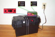 Cook Up Your Own Emergency Power Pack Emergency Power, In Case Of Emergency, Emergency Preparedness, Survival Prepping, Radios, Ham Radio Equipment, Solar Generator, Solar Battery, Diy Solar