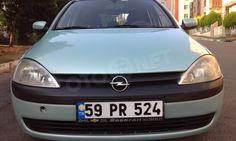 CORSA CORSA 1.2i 16V COMFORT EASYTRONIC 5 KAPI 2002 Opel Corsa CORSA 1.2i 16V COMFORT EASYTRONIC 5 KAPI