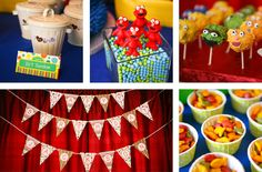 Both Elmo & Cookie Monster came to the party to join in the fun. Description from invitationparlour.blogspot.com. I searched for this on bing.com/images