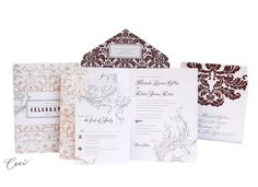 I like this one as well  Antiqued - Luxury Wedding Invitations - Ceci Ready-to-Order Collection - Ceci Wedding - Ceci New York