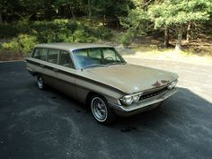 '61 Oldsmobile F-85 Wagon