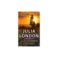 Charmer in Chaps - (A Princes of Texas Romance) by Julia London (Paperback) Julia London, Susan Elizabeth Phillips, Atlanta Journal, Emotional Connection, The Hard Way, Book Themes, A Funny, Book Lists, Good People