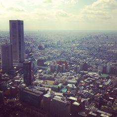 #Tokyo #Japan #city #skyscraper