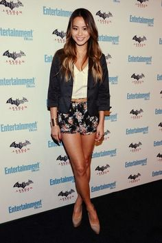 Actress Jamie Chung arrives at Entertainment Weekly's 5th Annual Comic-Con Celebration sponsored by Batman: Arkham City held at Float, Hard Rock Hotel San Diego on July 23, 2011 in San Diego, California.