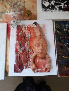 Dersimiz;Hande sekerci güncel sanat Denemeler Akrep kadın 11.sinif Öykü