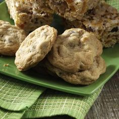 Yummy Chocolate Double-Chip Cookies Recipe from Taste of Home -- shared by Marcella Moore of Washburn, Illinois